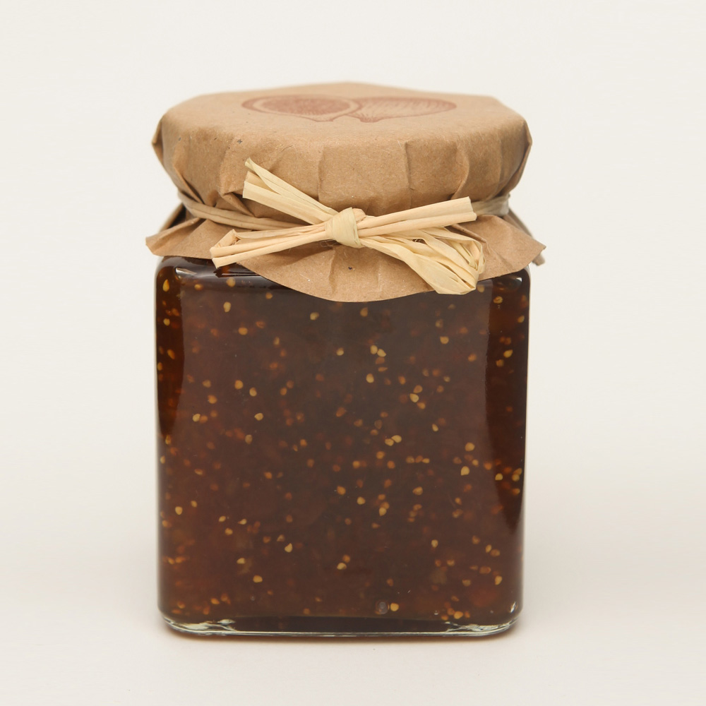 how to make fig preserves from dried figs